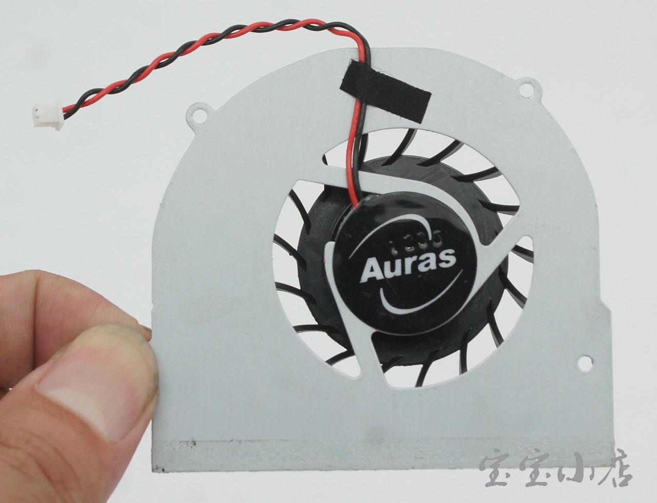 新到货14pcs  神舟 A420i-i3 I5 I7 E400 散热器 模组 导热铜管 风扇 Hasee Cpu cooling fan with heatsink replacement
