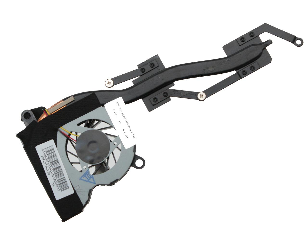 60Y5262 联想 IBM ThinkPad X100E 风扇散热片 散热器 模组