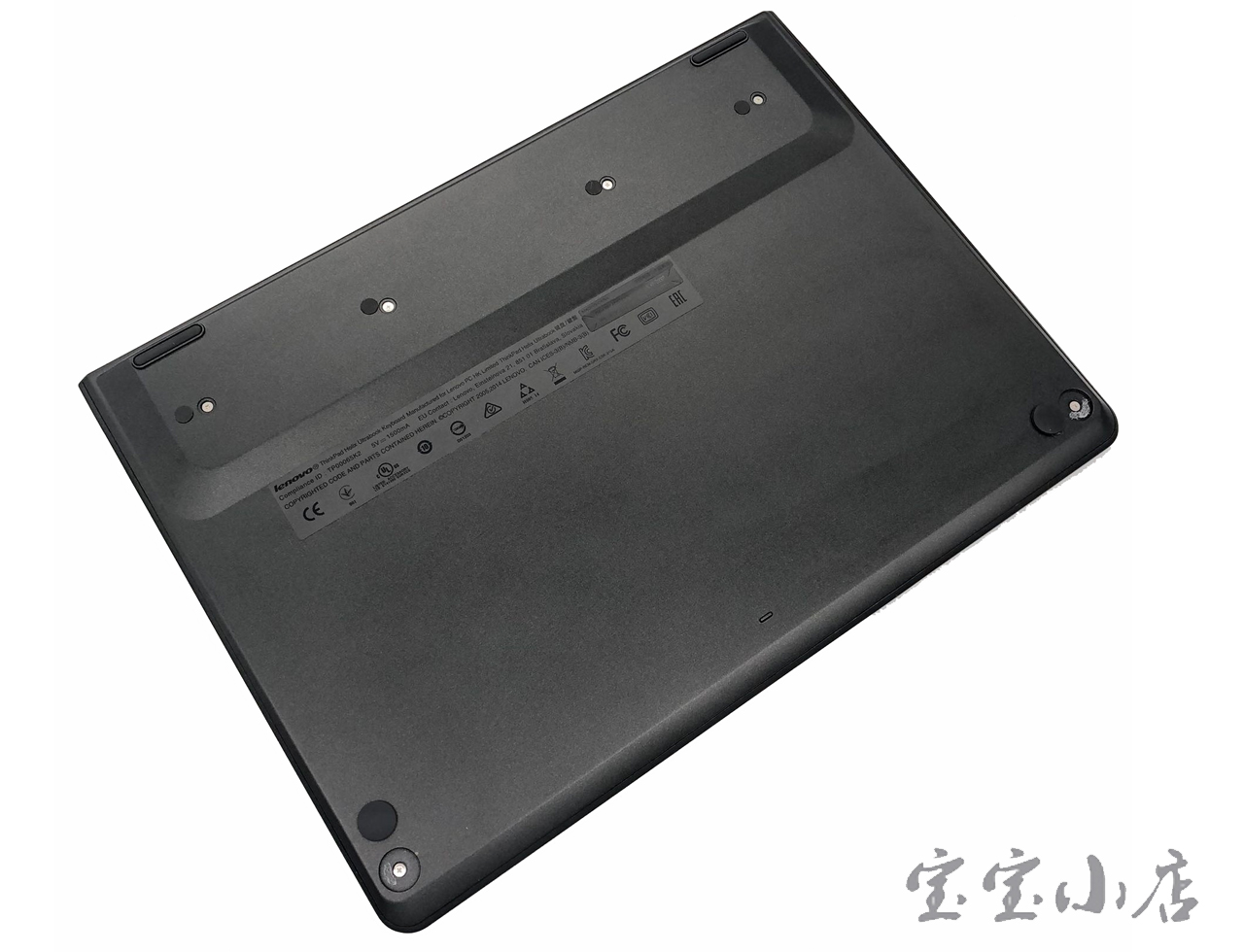 联想LENOVO ThinkPad Helix Ultrabook ltalian IT Keyboard 00HW417 底座 键盘 拆解