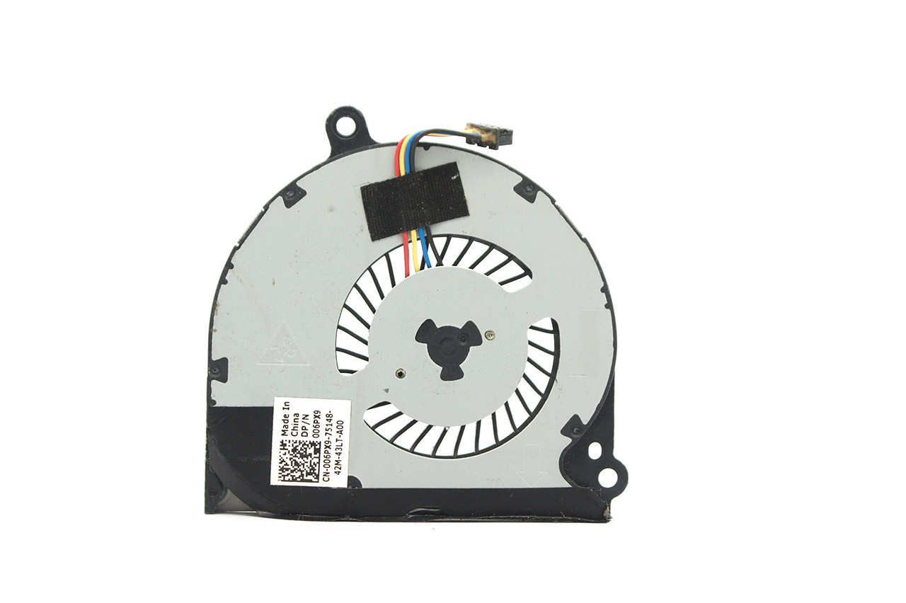 原装台达DATLA  KSB05105HC DC5V 0.40A 戴尔DELL Latitude E7440 E7420 散热风扇Fan DC28000D7SL DC28000DZDL D PN: 006PX9 4pin