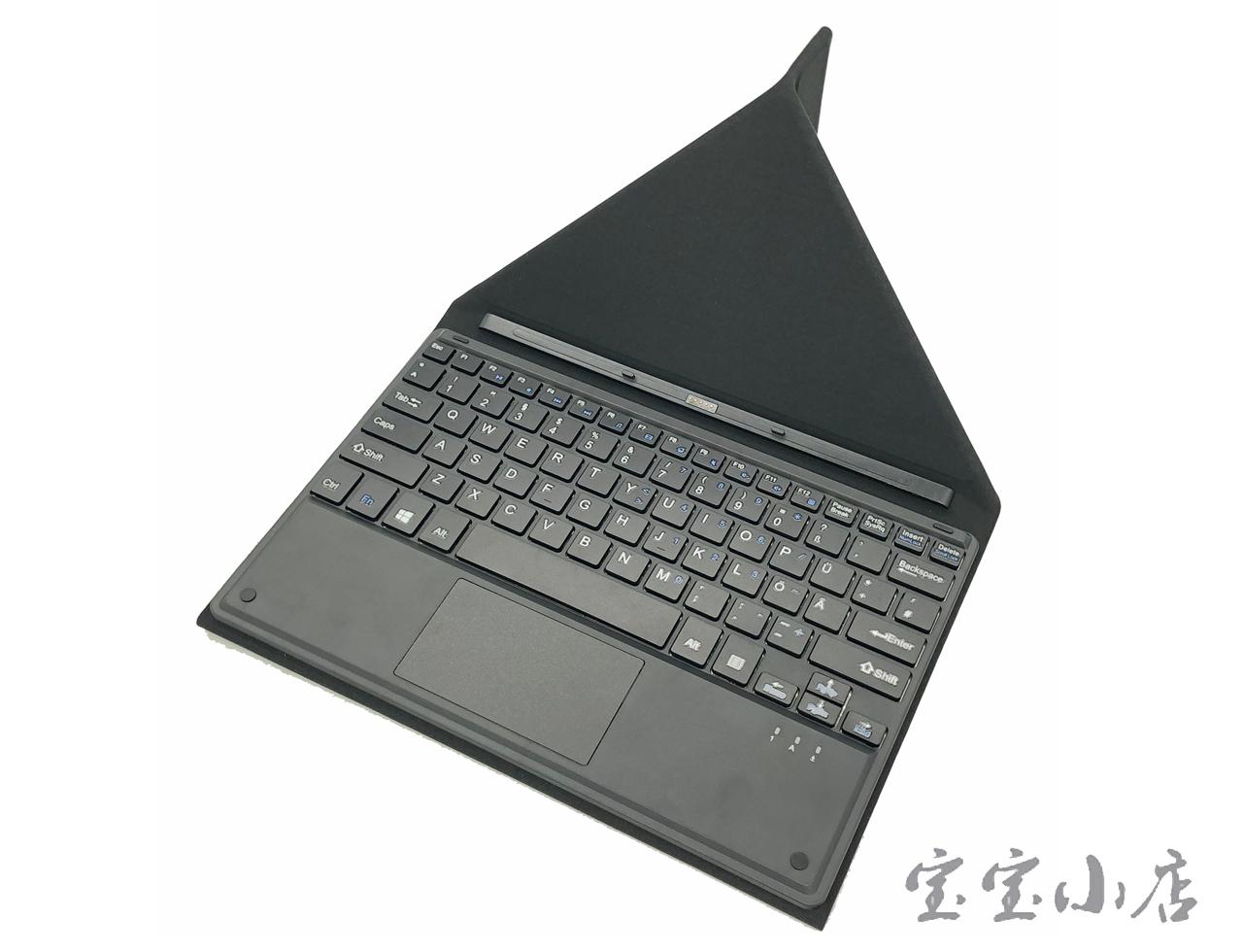 神舟 PCpad CM Plus X5 Pro 10.1寸平板键盘皮套磁吸保护套包裹套