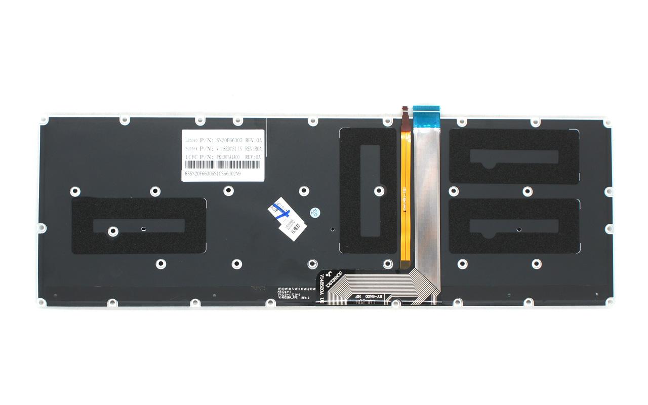 全新原装Lenovo 联想 Yoga 3 Pro PRO13 1370 yoga3 pro 笔记本内置键盘 背光 PK130TA1A00