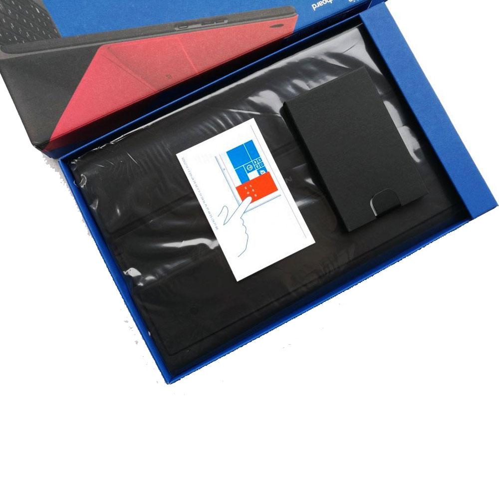 诺基亚Nokia Lumia 2520 Power Keyboard 外接键盘 拓展双USB口 保护套 黑 红到货