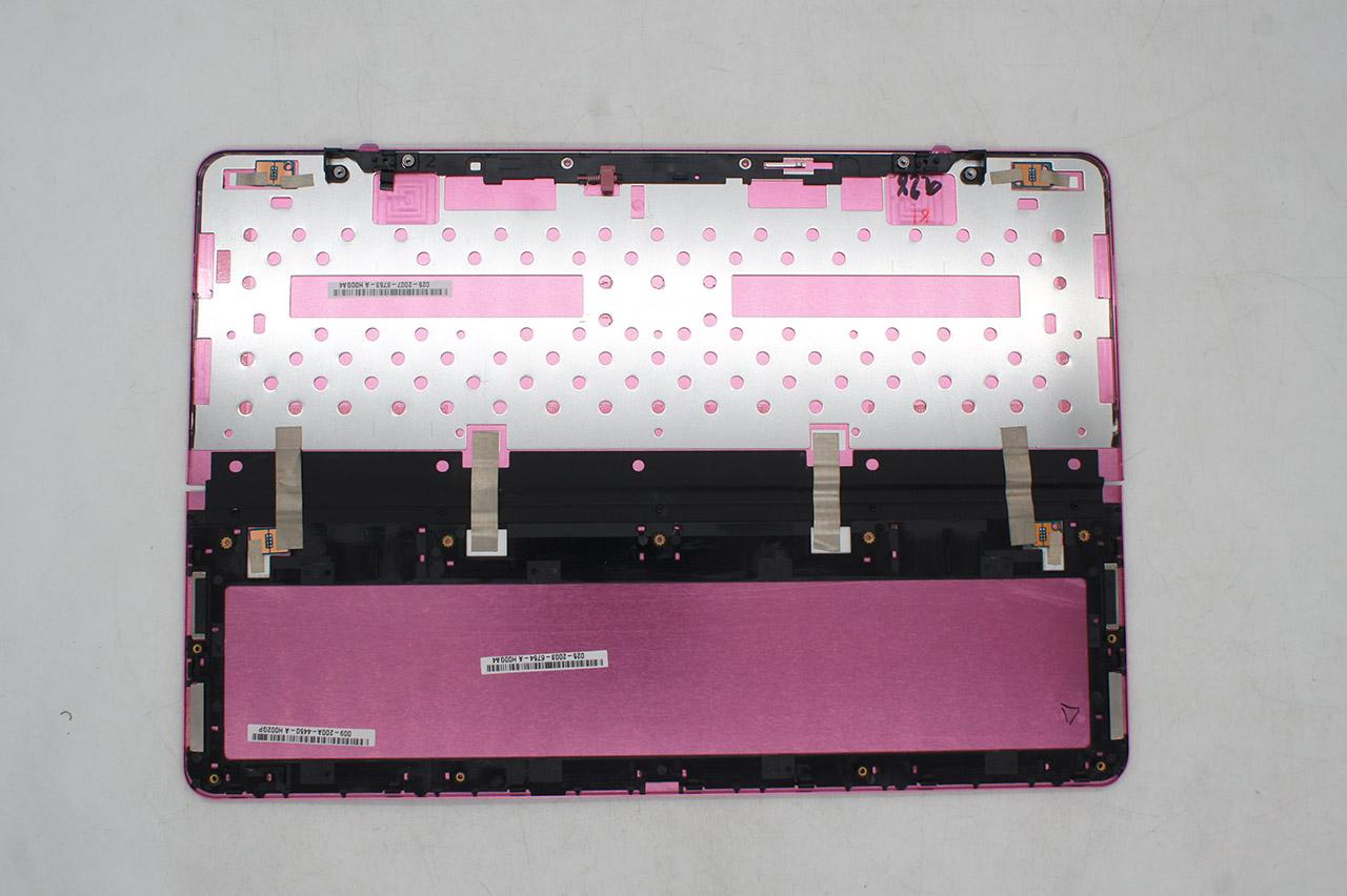 索尼A壳面盖外壳更换配件Sony Vaio SVF11N1C SVF11N1S LCD COVER 11寸 粉色 银色025-1007-6753-a