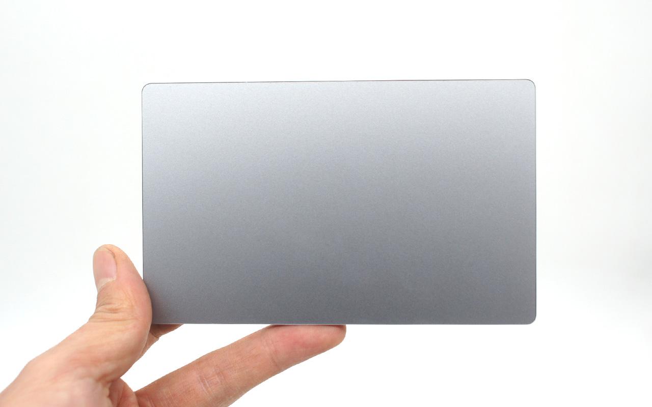苹果Apple Mac Pro A1706 A1708触摸板按不动不灵敏拆机视频更换维修教程触摸鼠标高清图片图解
