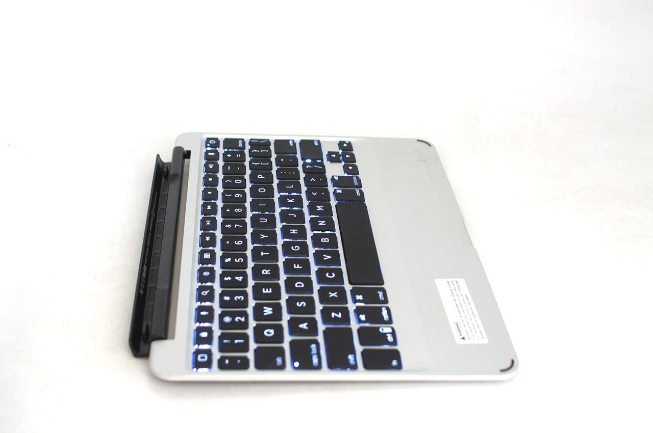 美国ZAGG Slim Book Keyboard QTG-ZKCS 金属可充电超薄无线博通蓝牙3.0键盘使用说明