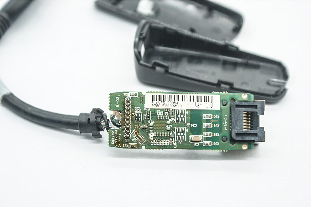美国领势Linksys USB3GIG USB 3.0千兆网卡拆解评测 USB转RJ45高速以太网卡免驱动接口迷你网口转换器 瑞丽RTL8153 Gigabit Ethernet Adapter
