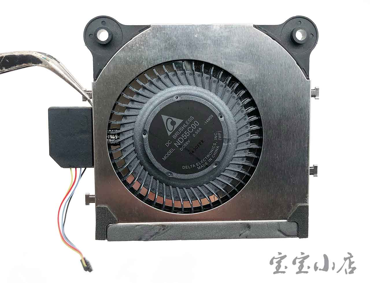 微软Microsoft Surface Book 1703 散热风扇Original CPU Cooling Fan Brushless ND55C00