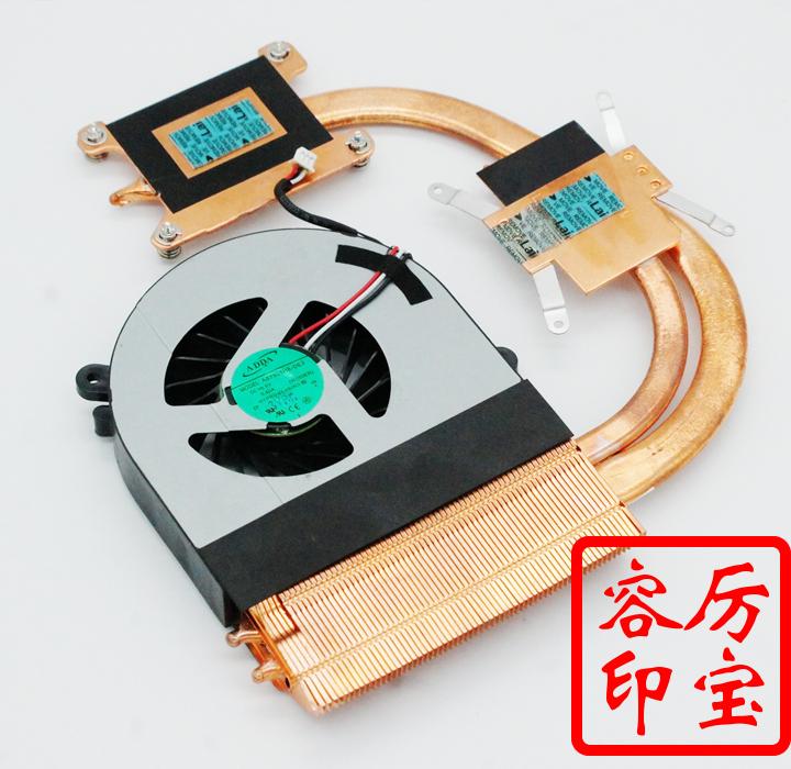 神舟 战神K610C K590C K650D i5d1 i7d1 d2 d3 散热器 铜管 片 导热管 模组 风扇 散热芯
