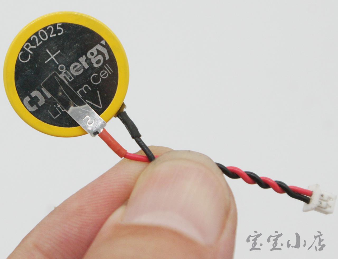 通用主板内置电池CM0S电池 BIOS电池 联想T410 T420 T430 T510 T500 Lenovo Yoga 300-11IBY 11IBR