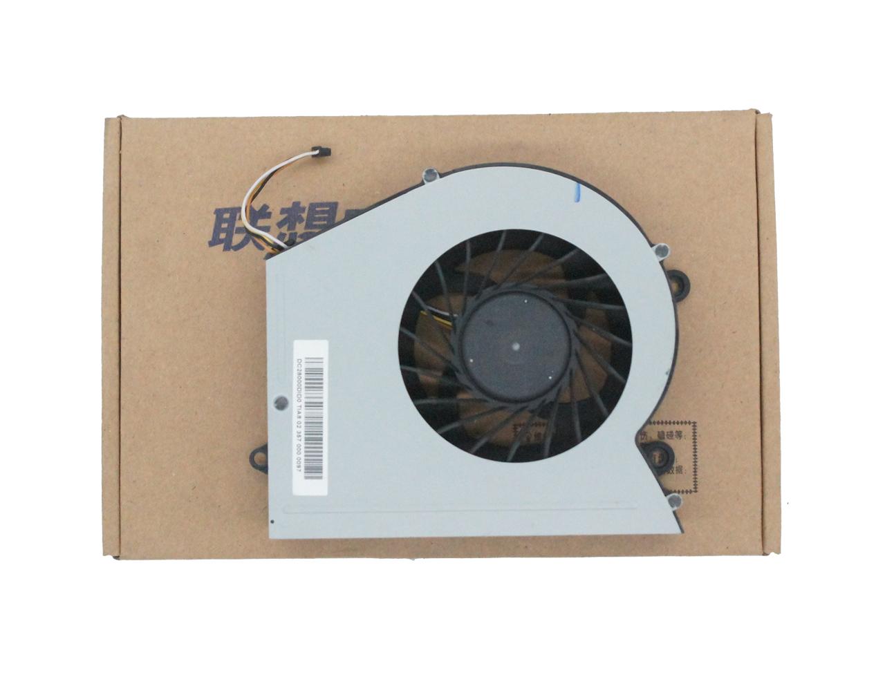 DC28000DID0 联想LENOVO C320 C340 C440 C445 C540一体机风扇 散热芯KUC1012D DC12V 0.75A