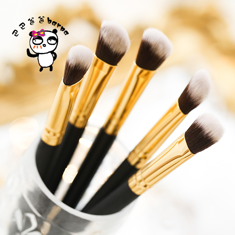 Rouge blush brush Shadow shadow high gloss repair capacity brush side contour brush slanting head makeup brush makeup tools