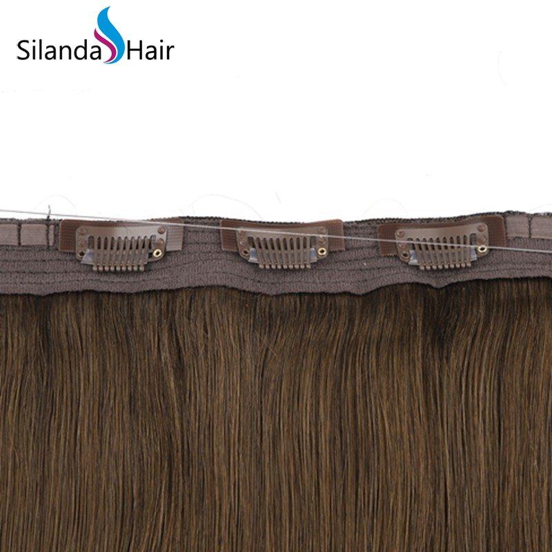 Silanda Hair #6 Premium Straight 20 Inch