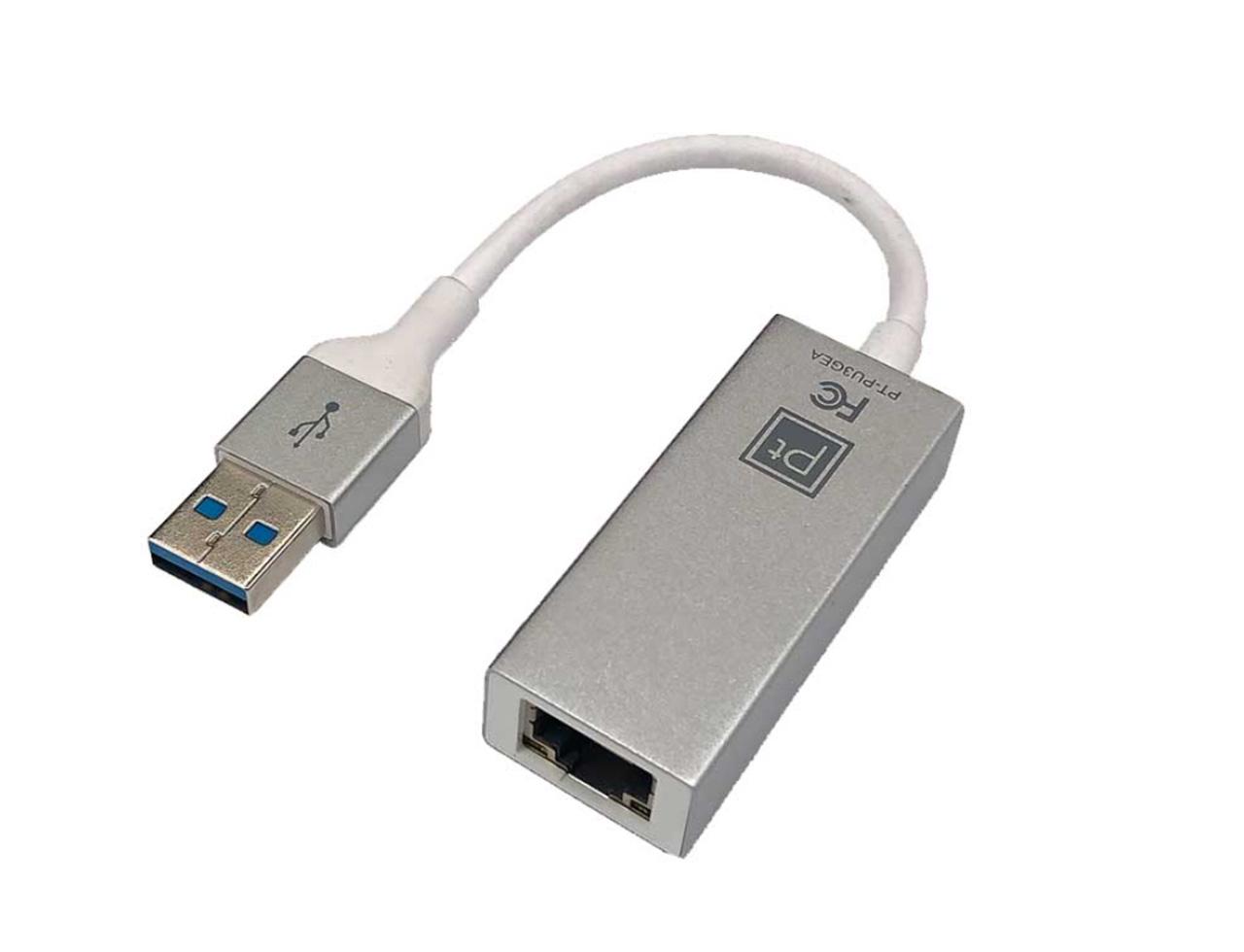 瑞昱RTL8153 USB 3.0千兆网卡拆解 测速 附上官网 驱动 PT-PU3GEA Gigabit WIN7 WIN8 WIN10 MAC OS 谷歌