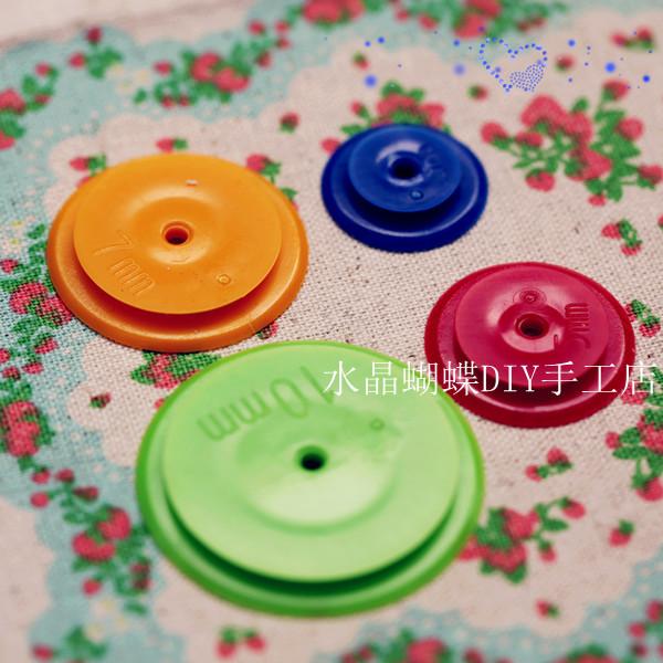 Giá rẻ DIY vải dụng cụ cầm tay quilting may linh kiện nhập khẩu từ Đài Loan vòng tròn vẽ bánh xe dòng Đặt SP-3571 - Công cụ & vật liệu may DIY