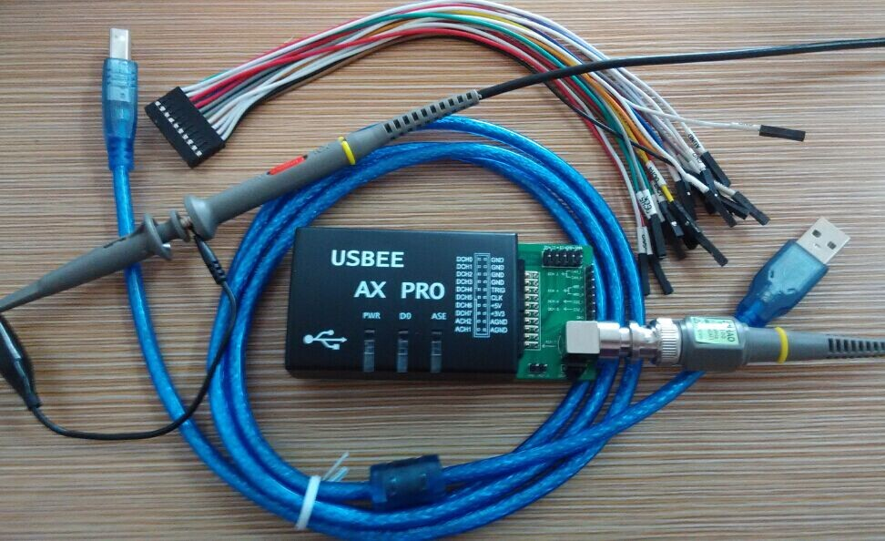 Logic analyzer USBEE AX PRO full-featured with Chinese version