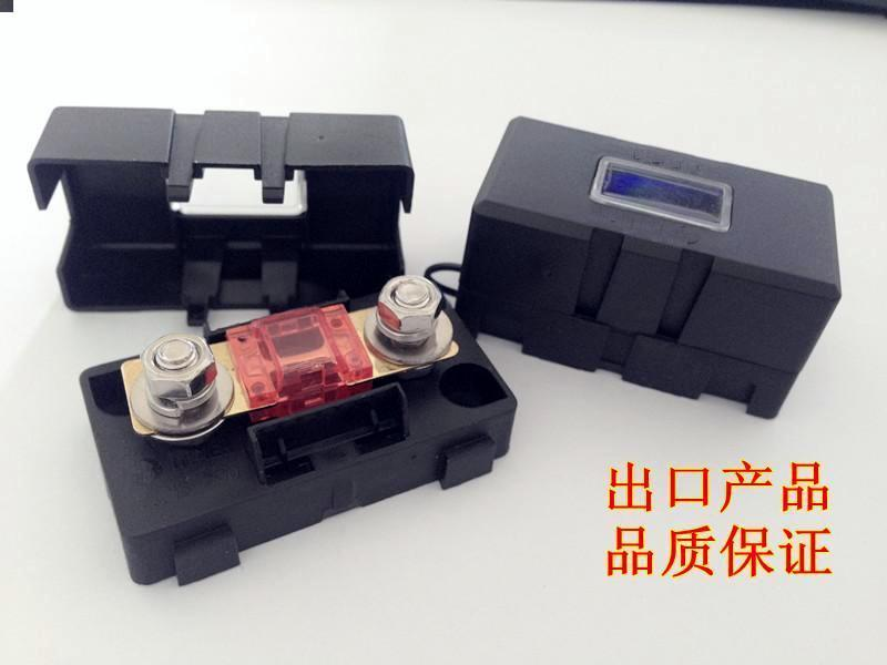 Replacement of Jimen fuse holder Flat-type ANF/ANS/ANG matching fuse holder