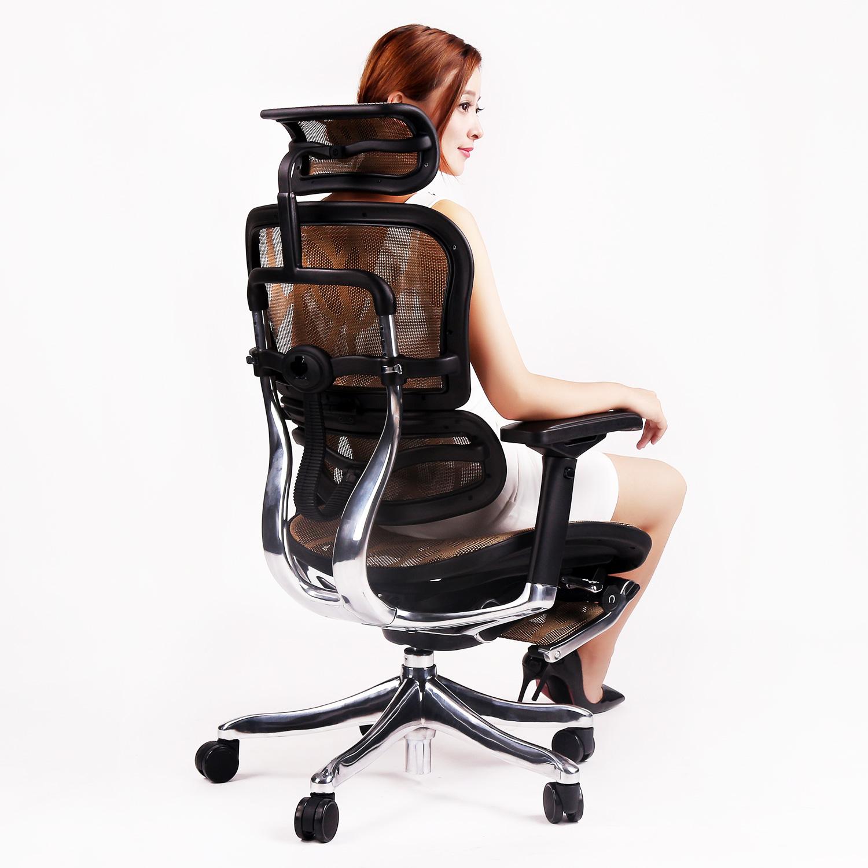 USD 1578 47] Ergonor Ergonomic Chair Jinhao cloud net cloth