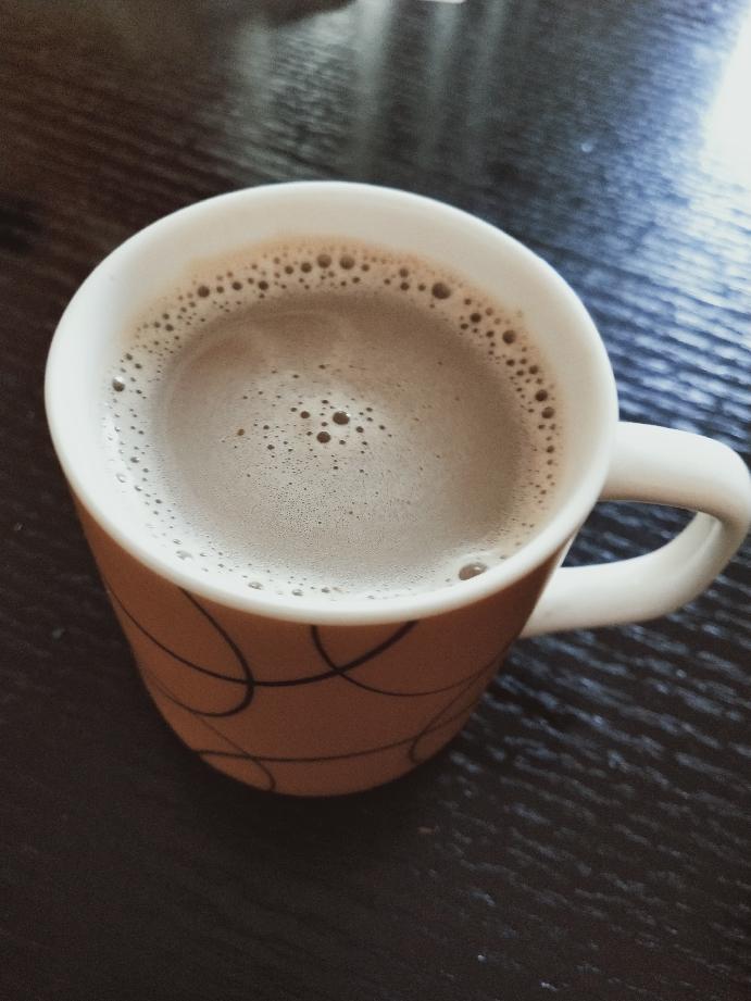 添加左旋肉碱和膳食纤维的咖啡,同时减肥瘦身