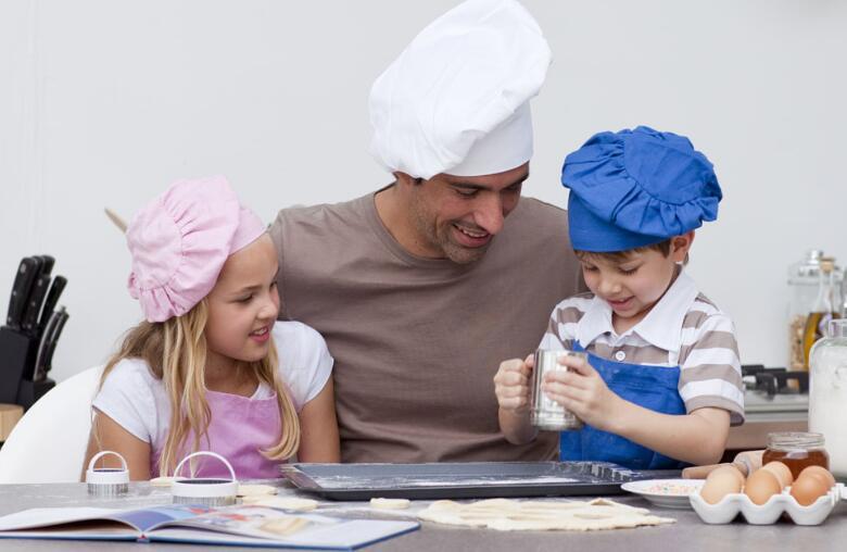子不教父之过,父亲教娃这些事妈妈别插手