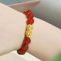 Fung Jubilee jewelry gold 3D hard gold content 999 gold brave
