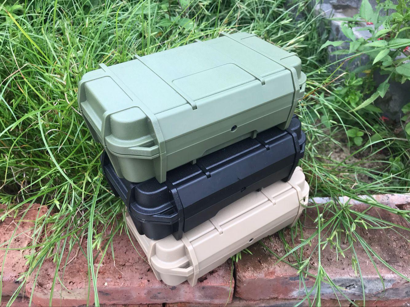 新款双层防水盒密封盒抗压防潮置物