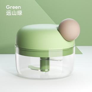 宝宝辅食机工具婴儿童迷你研磨碗套装小型水果料理机手动打泥神器