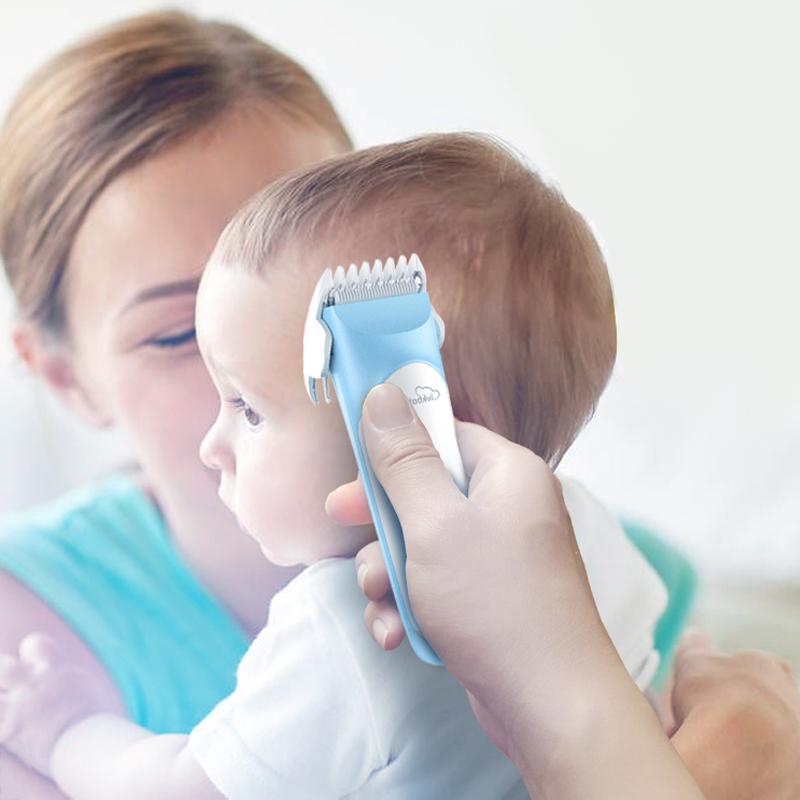 婴儿理发器超静音推子剃头刀小孩剃发神器电动幼儿童头发修剪