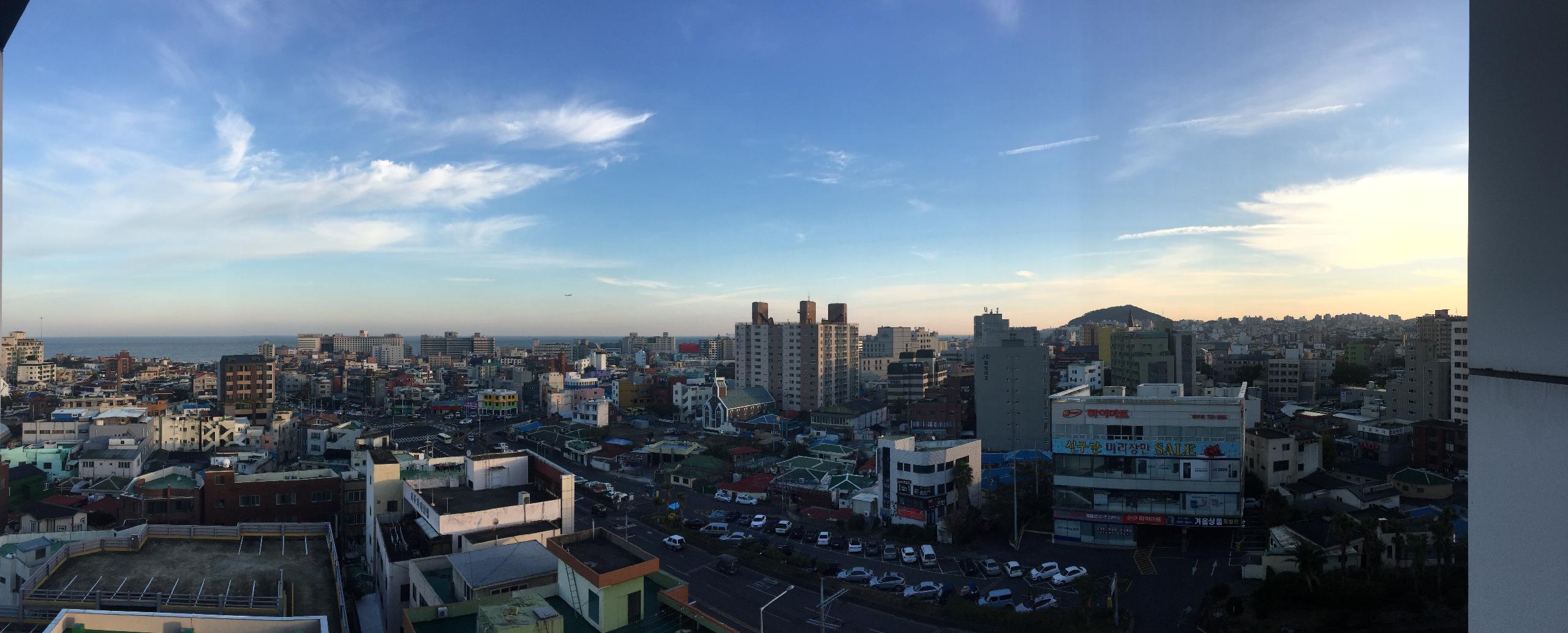 韩国济州岛,清晨
