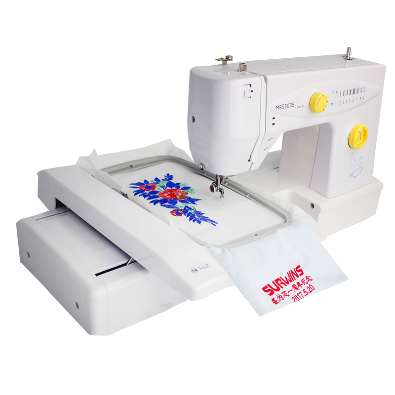 USD 4040] Delta Embroidery Mrs40b Computer Automatic Sewing Magnificent All In One Sewing Machine