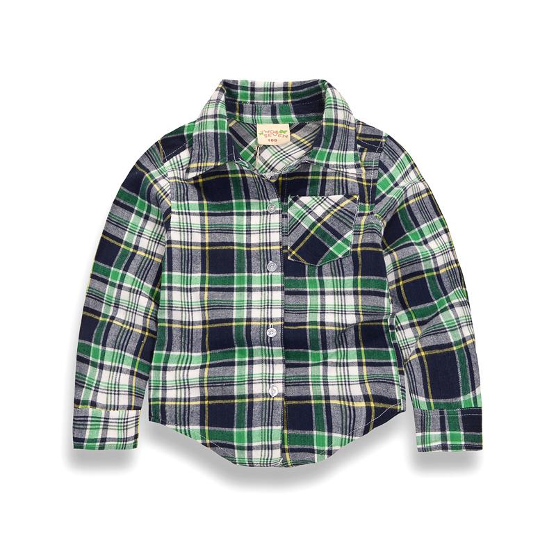 Рубашка детская Twoseven 6003 120