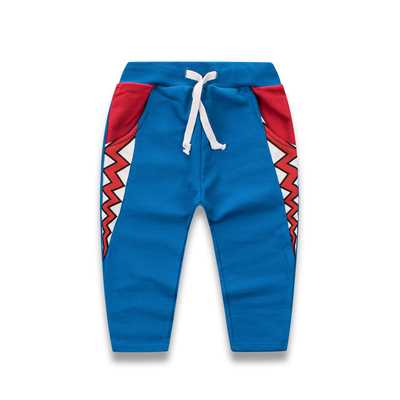 130 yards 140 yards code promotion cotton boys sports pants Korean children's wear trousers casual pants