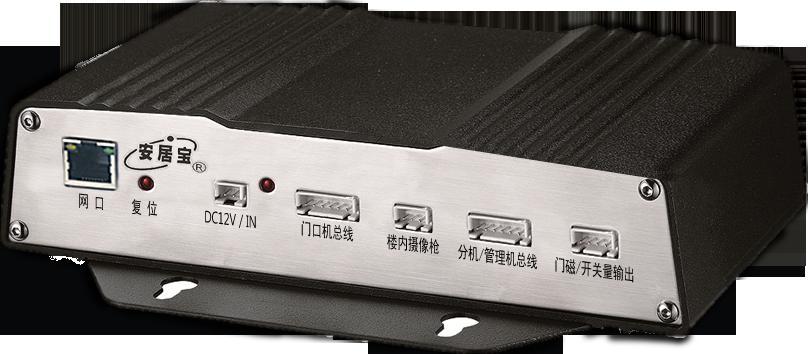 安居宝楼宇对讲单元联网控制门口主机控制器HY-2002PM KZ11AMB