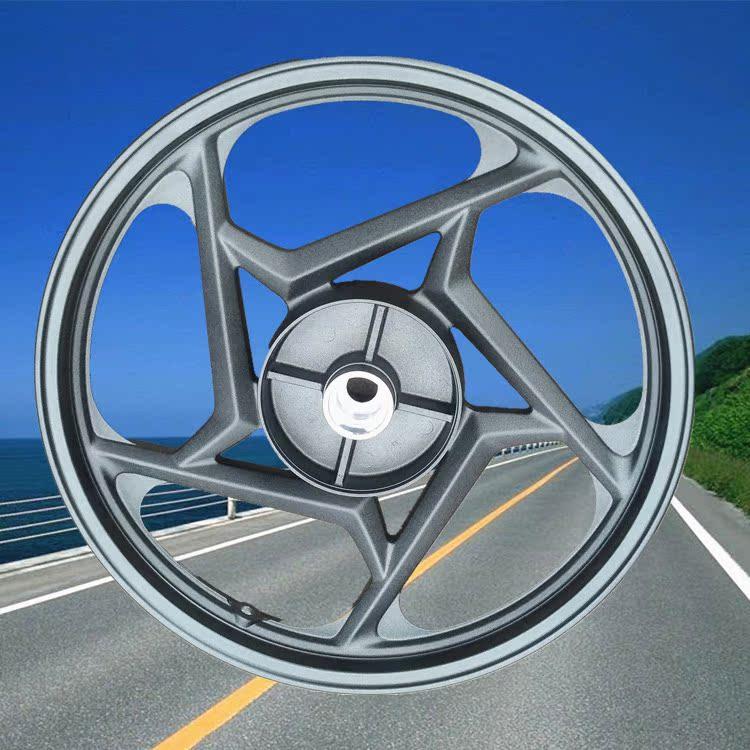 Thích hợp cho bánh xe Haojue DK125 / DK150 vành bánh xe HJ150-30 bánh trước vành bánh xe vành chính hãng - Vành xe máy