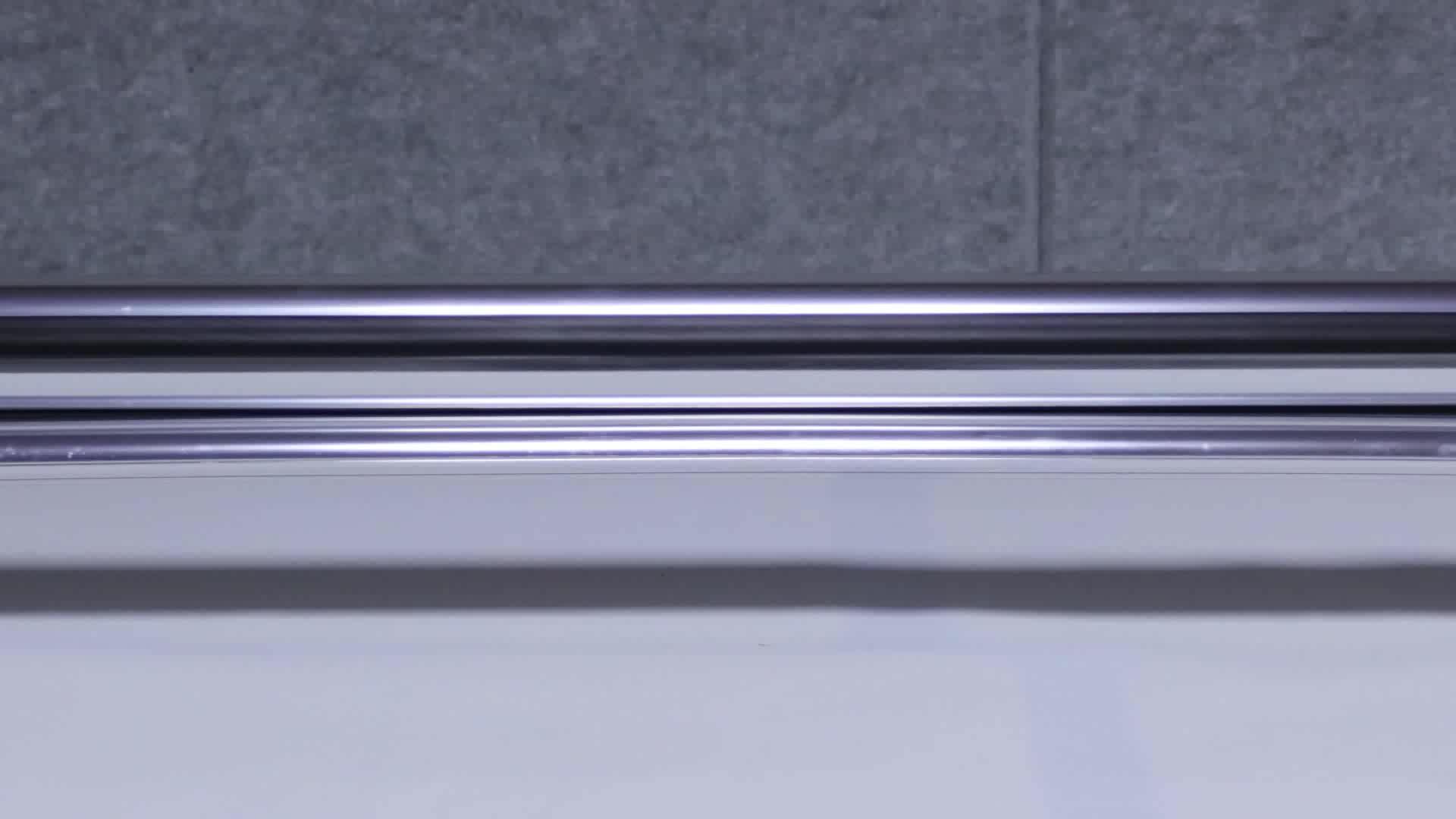 """50 """"yüksek kalite evrensel 4x4 alüminyum araba tavan portbagajı Bar kargo taşıyıcı bagaj travers kilit ile"""