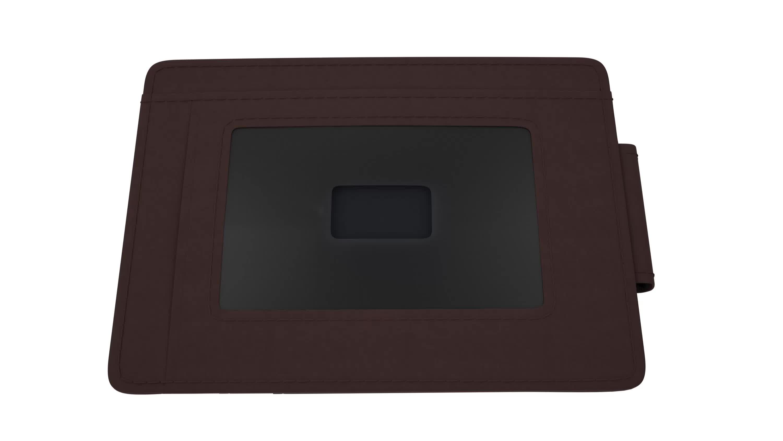 Slim Custom Money Clip Wallet Mens Wallet Genuine Leather
