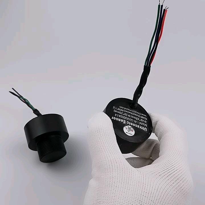 초음파 물 level sensor 200 KHZ 초음파 변환기를 분해하는 대 한 Depth 측정