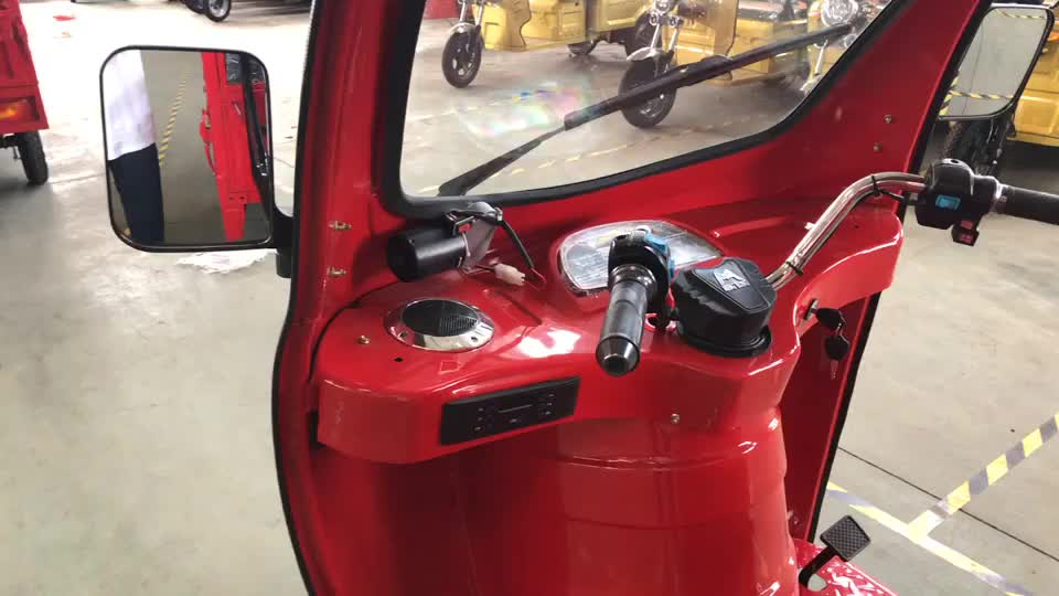 Three wheel E trike cargo motorized tricycle  for sale in philippines