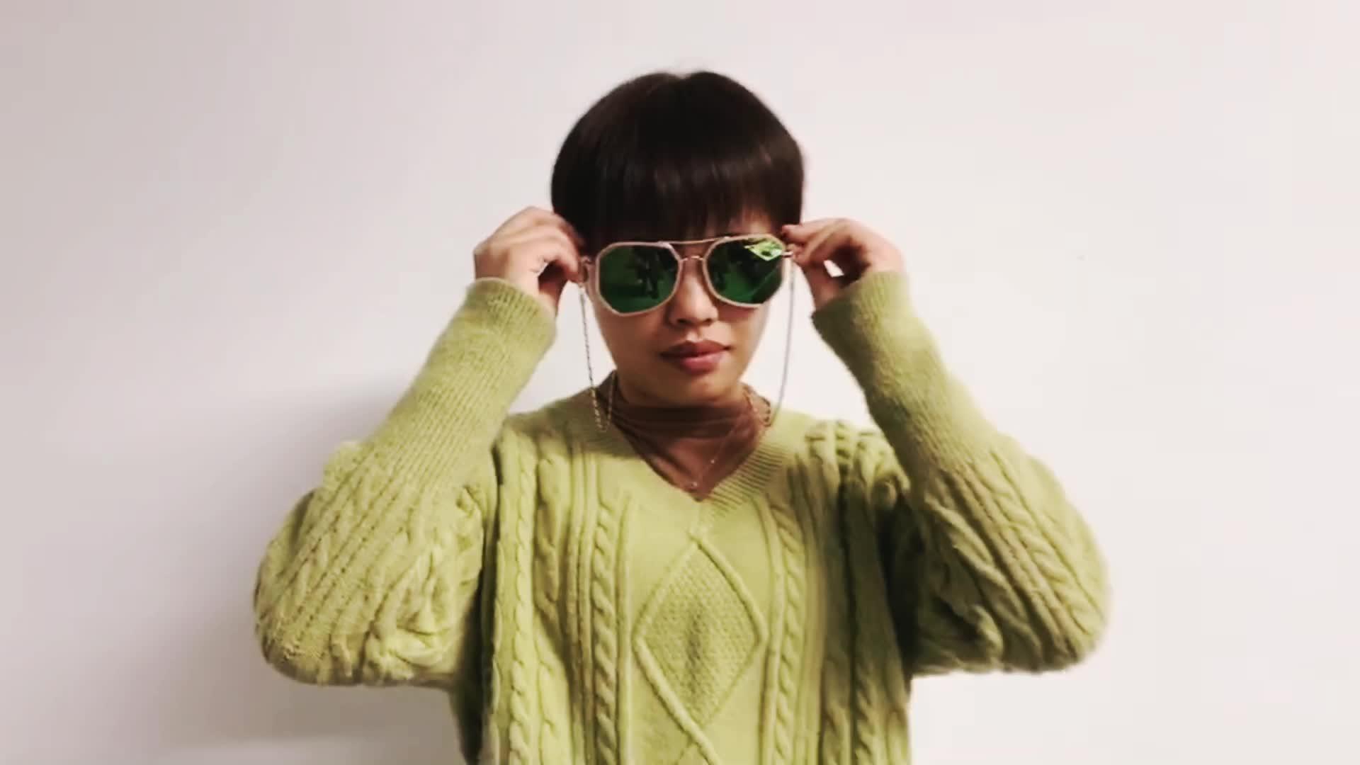 Eyewear Sun Glasses Neck Cord Sunglasses Chain Strap Sports