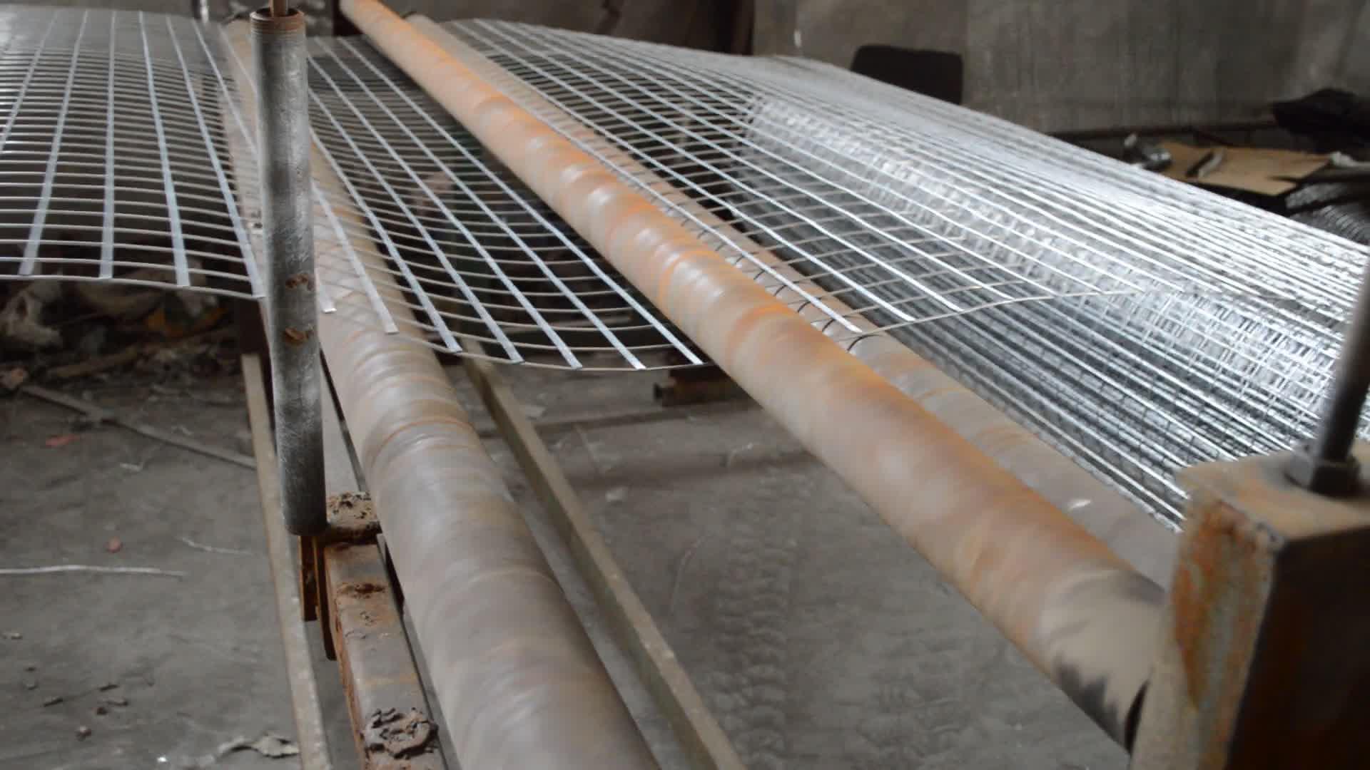 "0.5-4.0mm Wire and 1/4""-3"" Aperture MALLAS ELECTROSOLDADAS welded wire mesh roll"