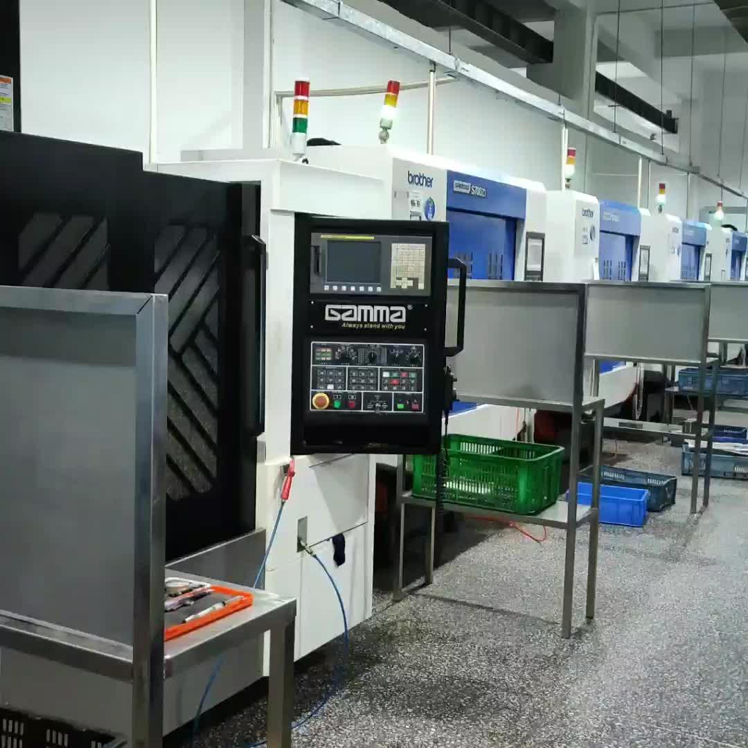 Cnc フライス精密自動車部品金属機械部品