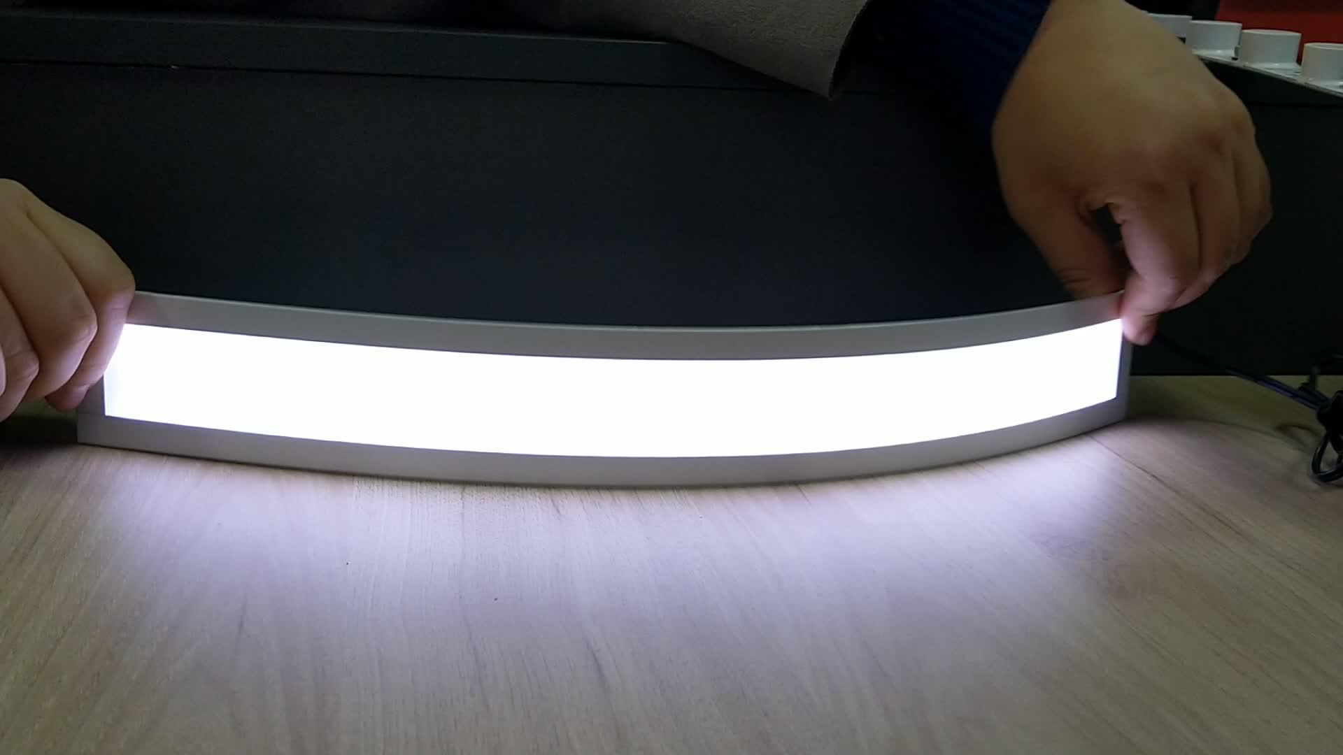 LED Panel Light Flexible Lighting Panel similar to OLED 3mm