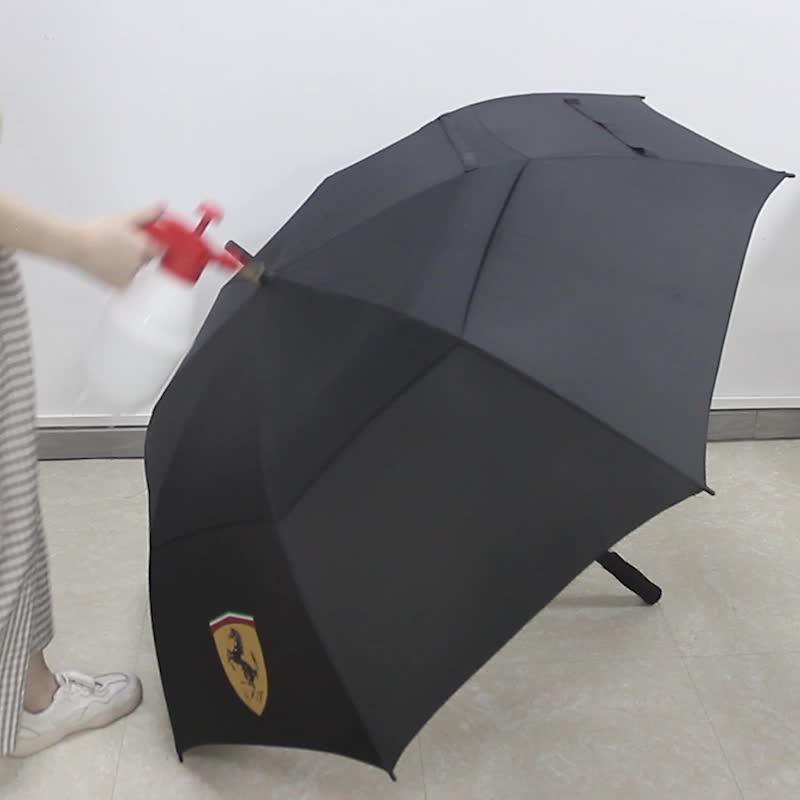 Top Qualité Promotionnel Pas Cher Logo Personnalisé Impression Parapluie de Golf