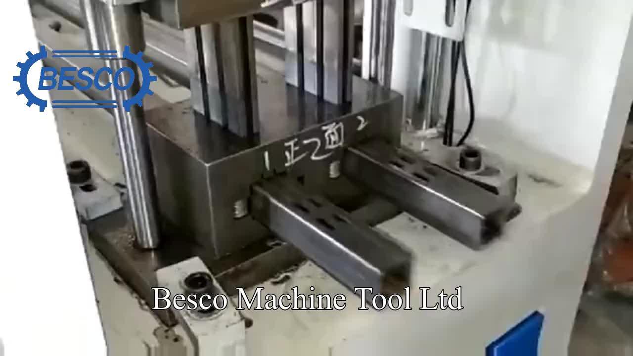 J23-40t Pipe Hole 40ton Hydraulic Punching Machine