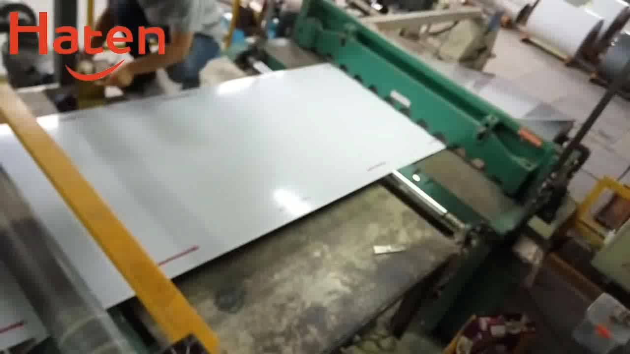 Hot Sale Color Coated Aluminum Roofing Sheet