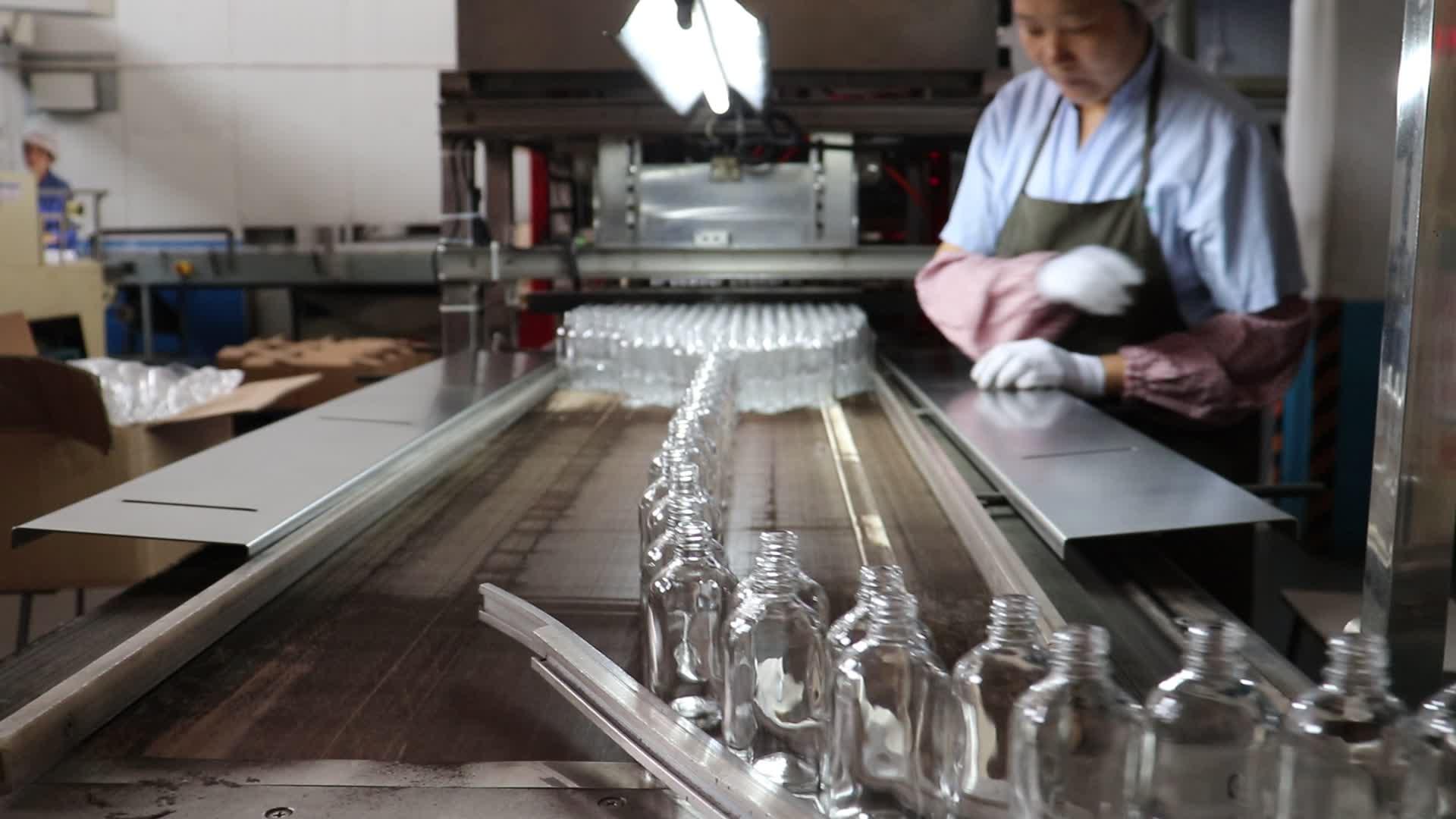 Or emballage cosmétique crème pot 15ml 30ml 50ml fabricant chine décoratif rond en plastique lotion cosmétique de luxe
