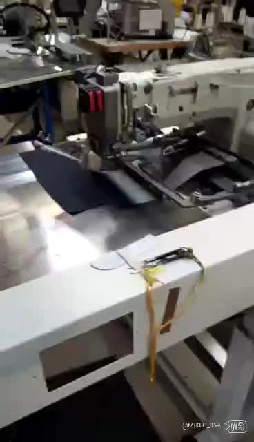 Automatic computer jeans J stitch industrial sewing machine for trousers