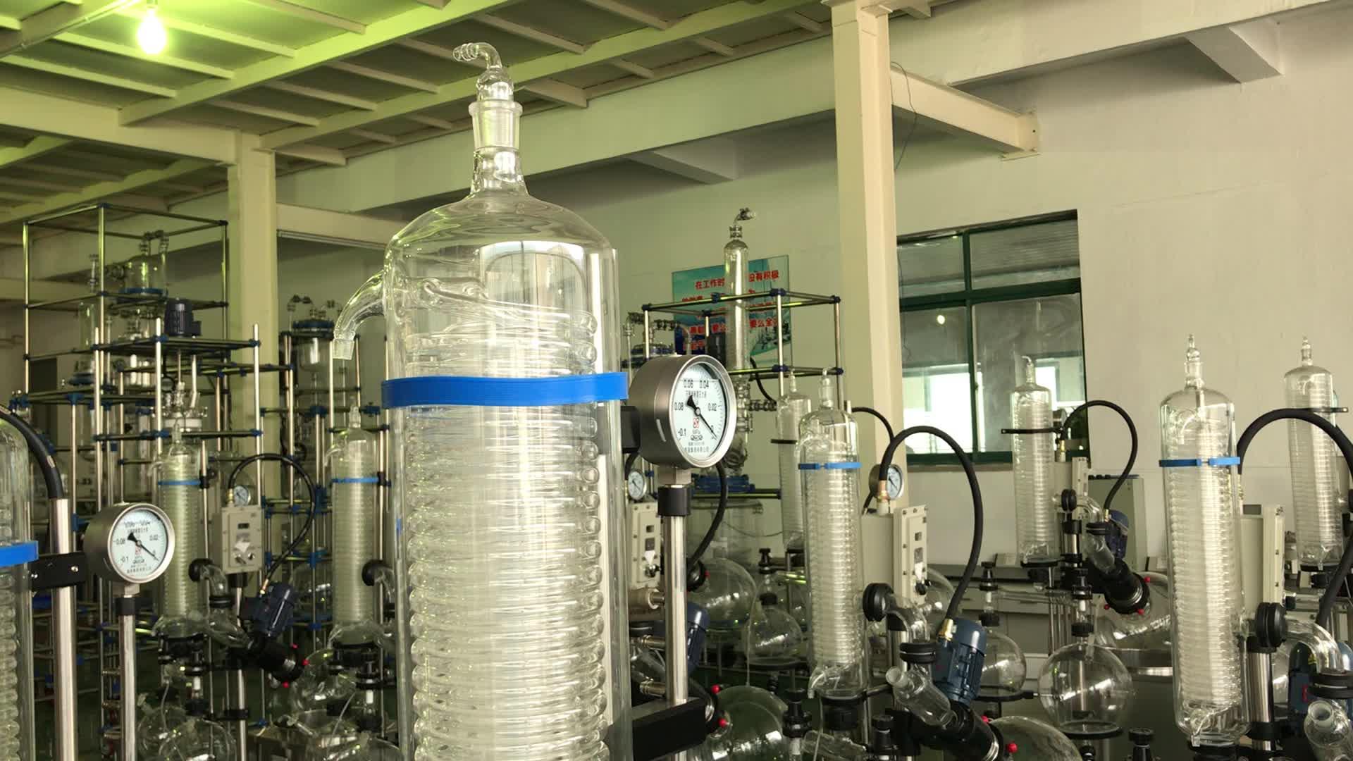 2l ätherisches öl extrahieren maschine rotary verdampfer destillation ausrüstung