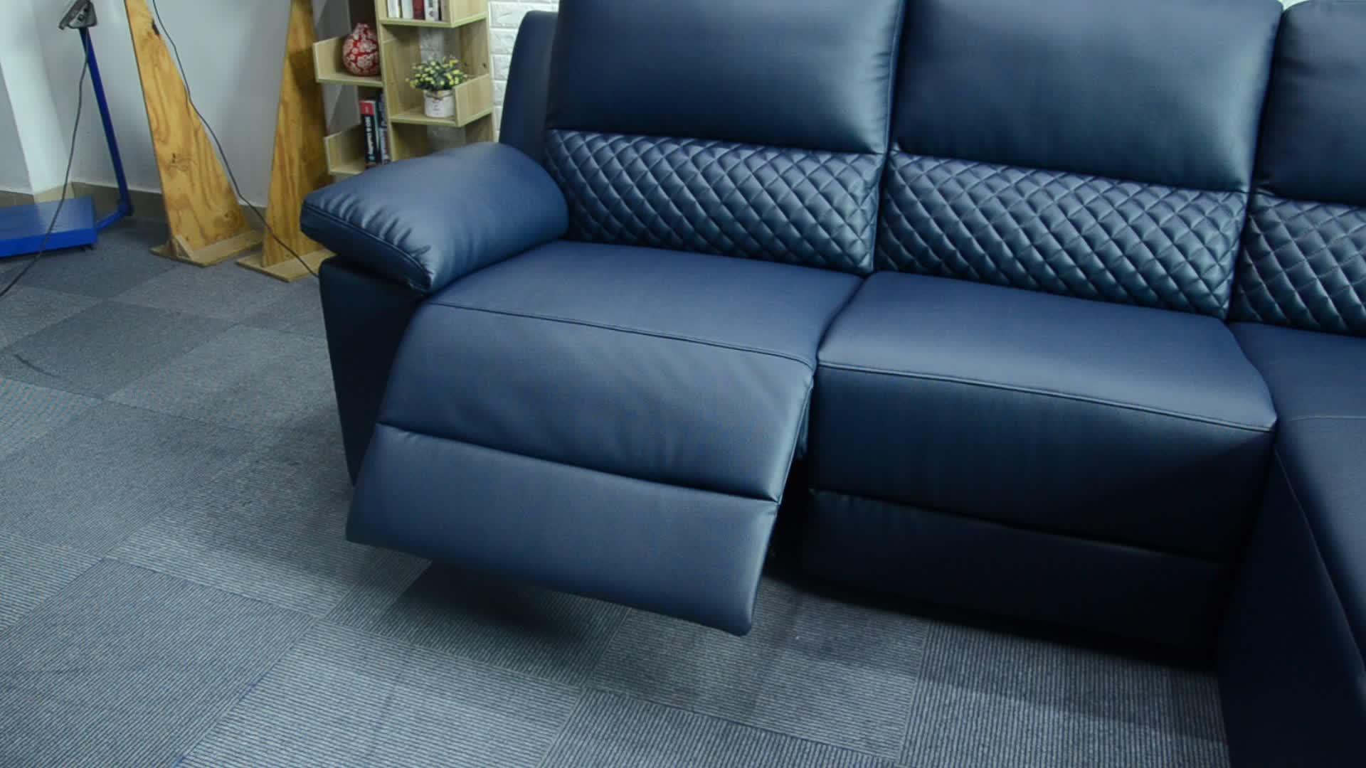HAOYU Möbel made Liege Sofa set Moderne