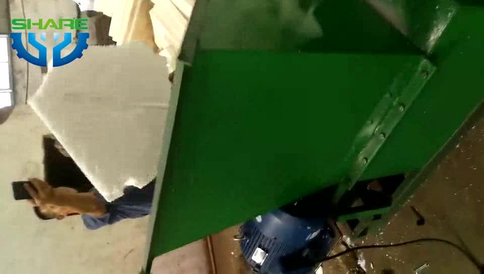 Industri Otomatis EPS Busa Press Mesin Sryofoam Compactor Busa Blok Membuat Mesin